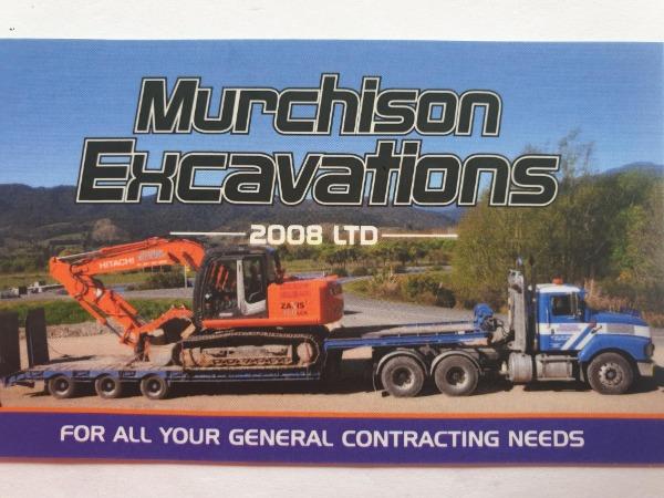 Murchison Excavations (2008) Ltd