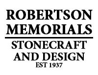 L Robertson Monumental Masons