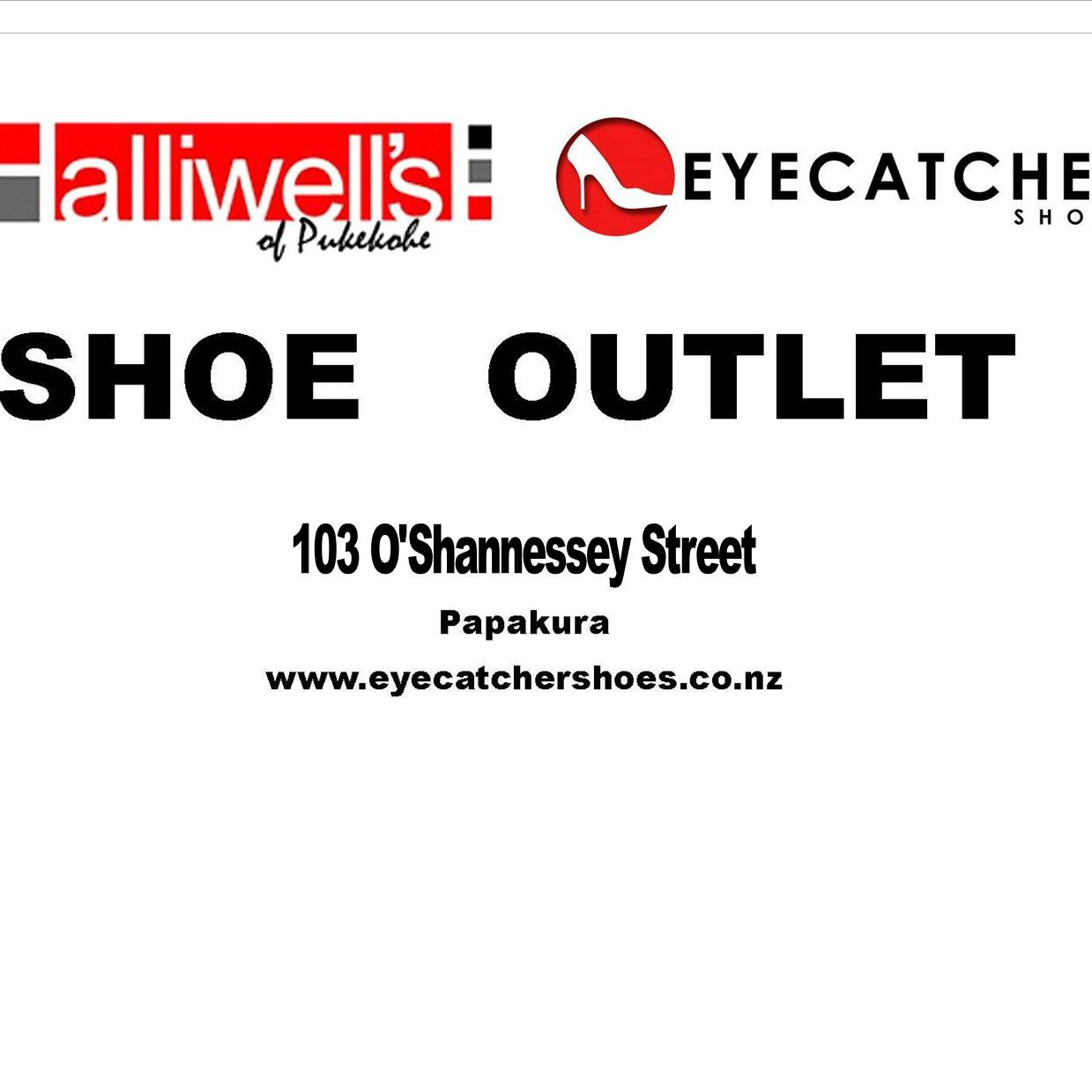 Halliwell-Eyecatcher Shoes Outlet
