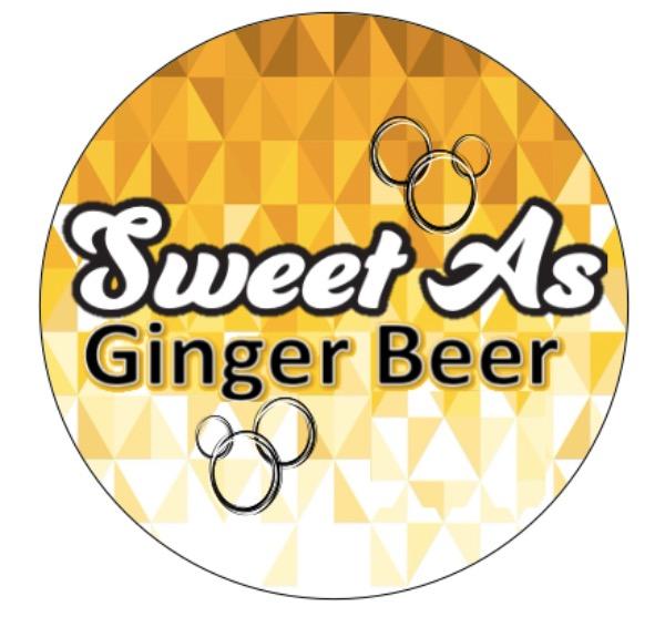 Sweet As Ginger Beer