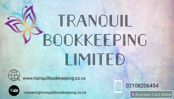 Tranquil Bookkeeping Limited