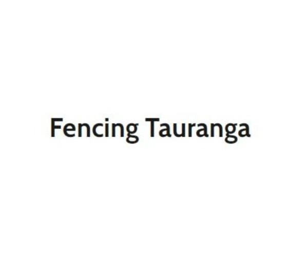 Fencing Tauranga
