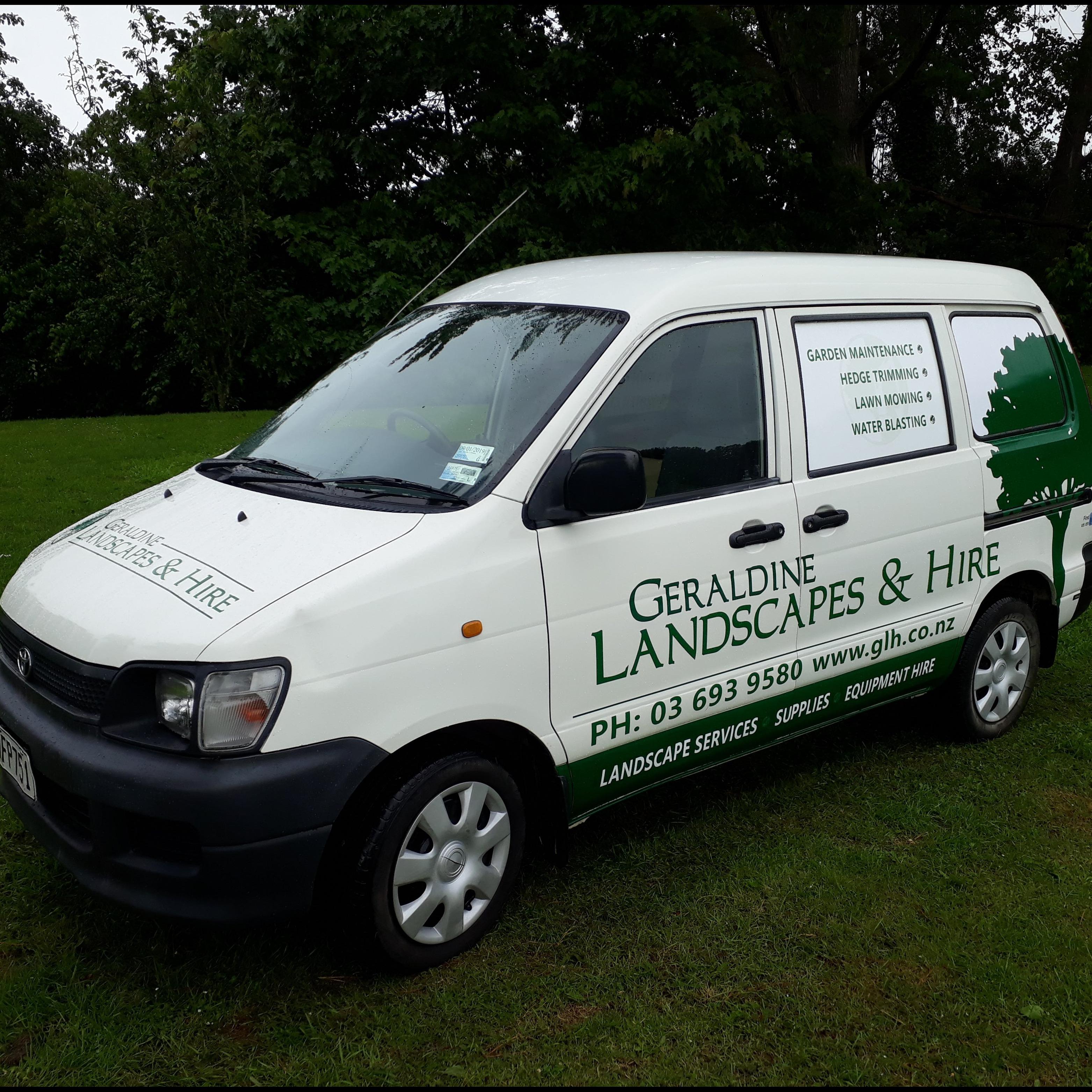 Geraldine Landscapes & Hire Limited