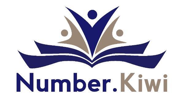 Number dot Kiwi