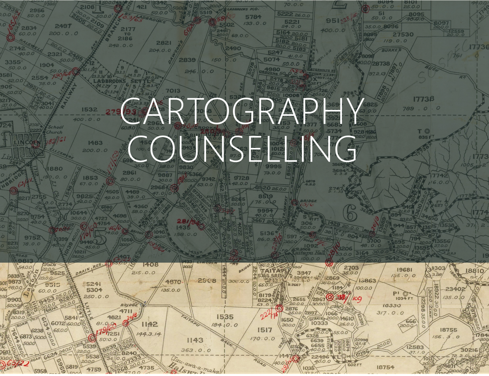 Cartography Counselling