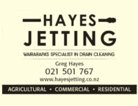 Hayes Jetting