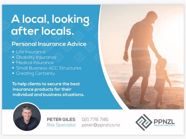 Peter Giles Risk Adviser/ Personal Insurance