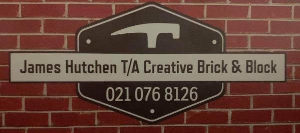 James Hutchen T/A Creative  Brick & Block