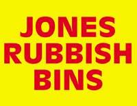 Jones Rubbish Bins