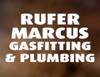 Marcus Rufer Gasfitting and Plumbing