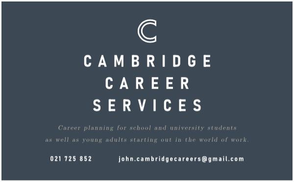 Cambridge Career Services