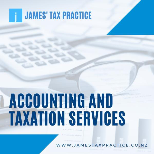 James Tax Practice