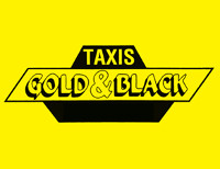 Taxis Gold & Black
