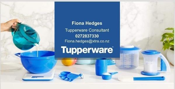 Fiona Hedges - Independent Tupperware Consultant