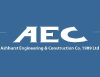 Ashhurst Engineering & Construction Co 1989 Ltd