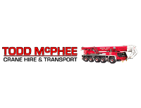 Todd McPhee Crane Hire