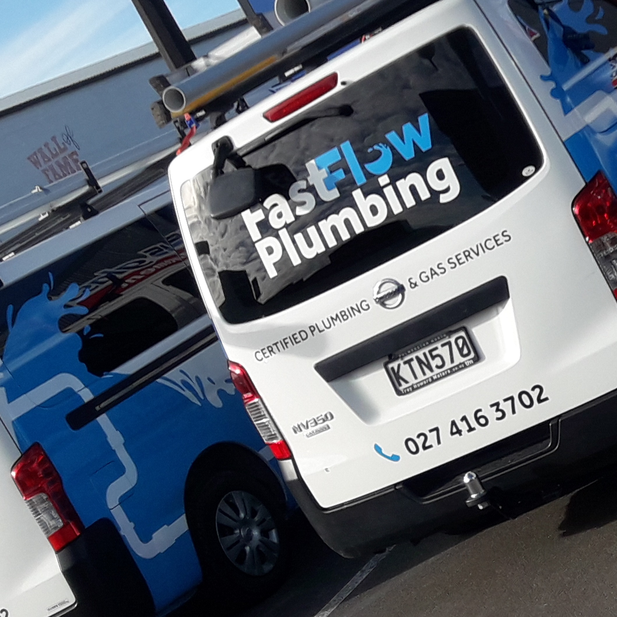 Fast Flow Plumbing Ltd