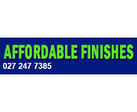 Affordable Finishes Painting