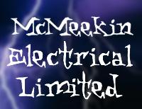 McMeekin Electrical Ltd