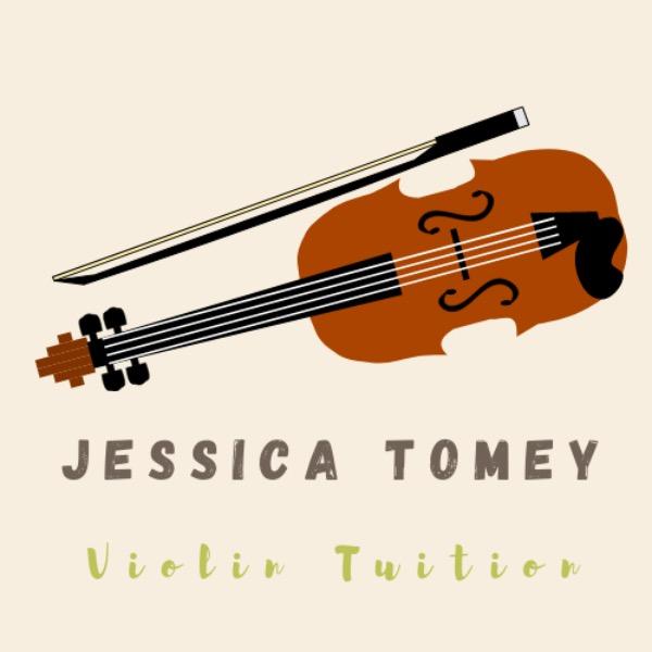 Jessica Tomey Violin Tuition