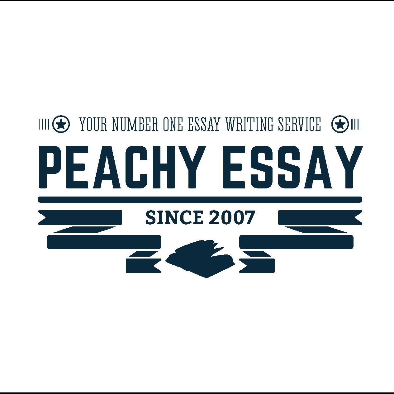 Peachy Essay