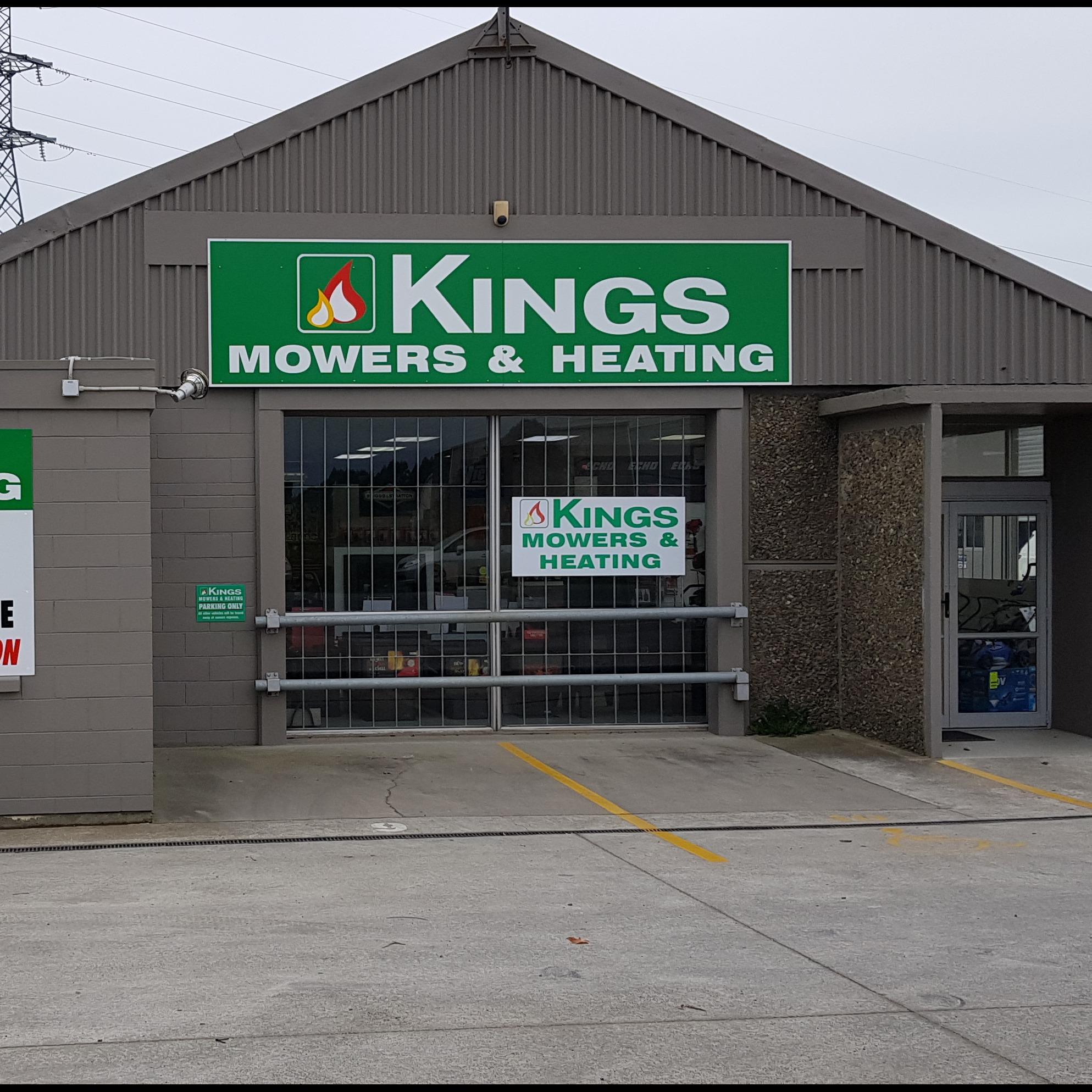 Kings Mowers & Heating