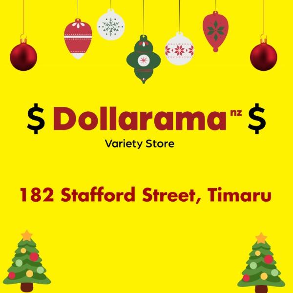 Dollarama - A Variety Store - Timaru
