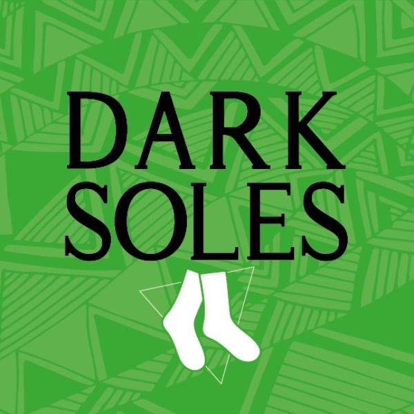 Dark Soles Sock