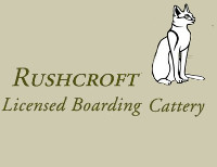 Rushcroft Boarding Cattery