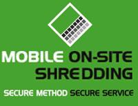 Mobile On-site Shredding