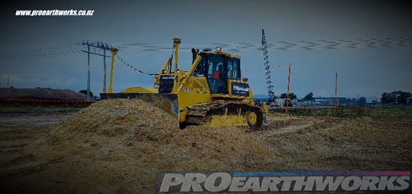PRO EARTHWORKS LIMITED