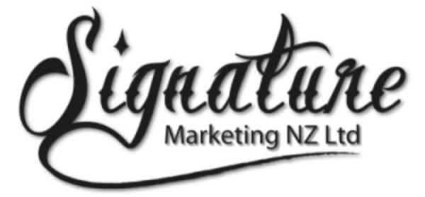 Signature Marketing NZ Ltd