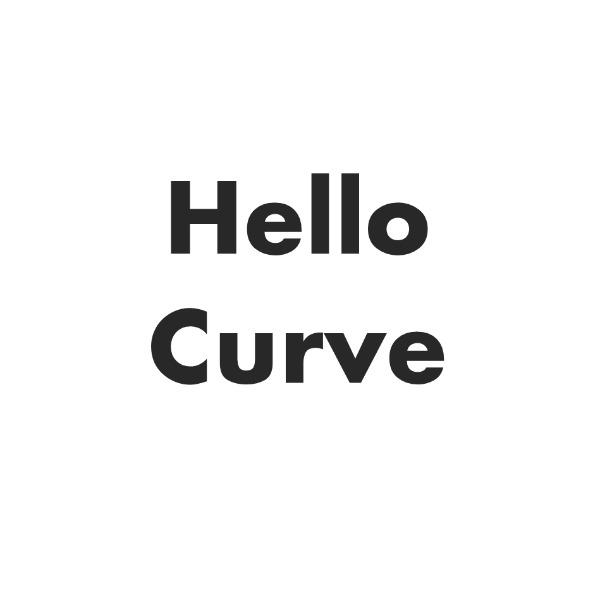 Hello Curve