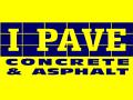 I Pave Concrete & Asphalt
