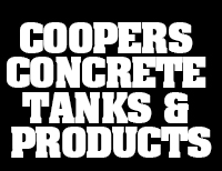 Coopers Concrete Tanks & Products