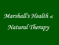 Marshall's Health & Natural Therapy