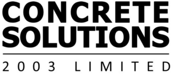 Concrete Solutions 2003 Ltd