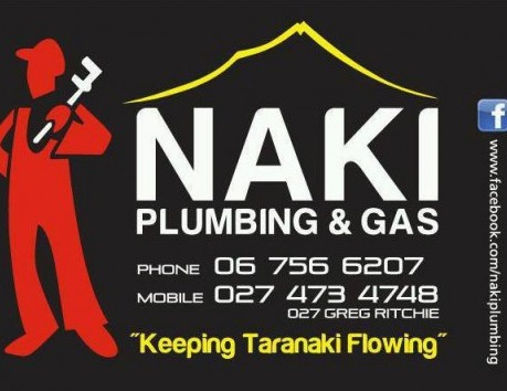 Naki Plumbing and Gas Limited