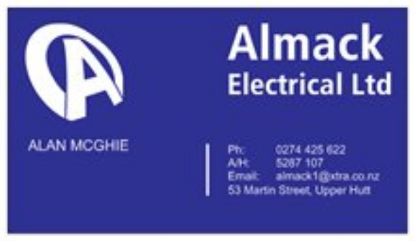 Almack Electrical Limited 2002