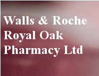 Walls & Roche Royal Oak Pharmacy Ltd