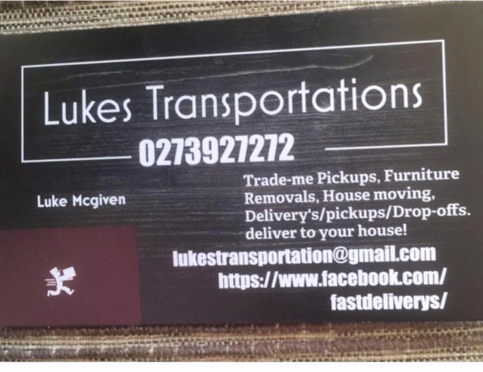 Luke's Transportations