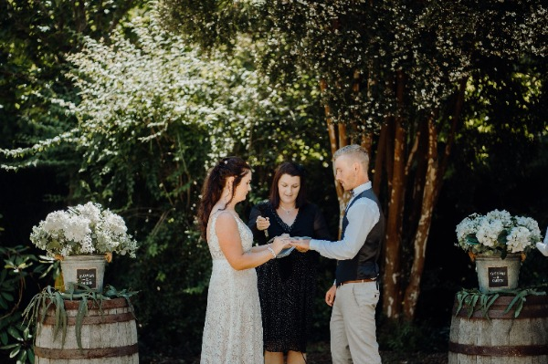 Hayley Gallop - Marriage Celebrant