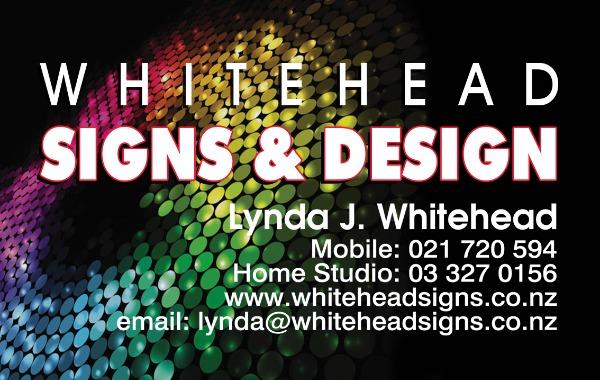 Whitehead Signs & Design