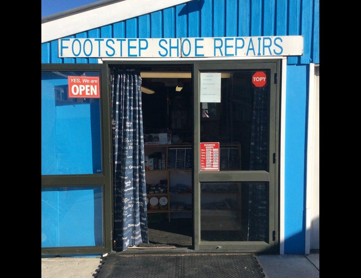 Footstep Shoe Repairs Ltd