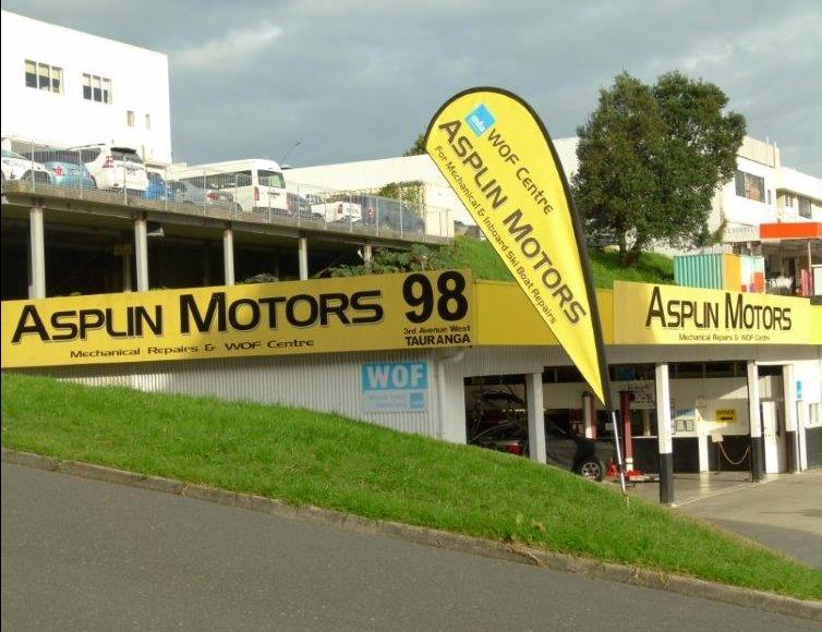 Asplin Motors Ltd