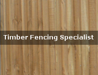 Timber Fencing Specialist