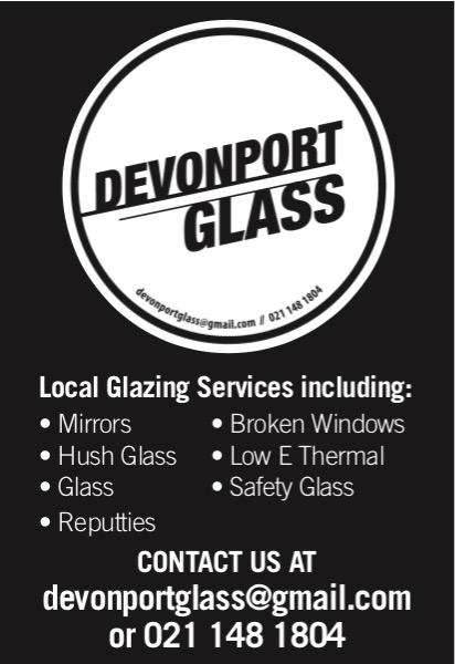 Devonport Glass