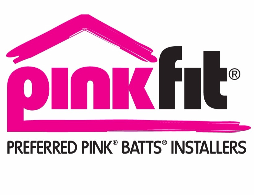 Pink Batts glass wool insulation and PinkFit installers