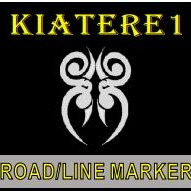 Kiatere 1 Roadline/Marker