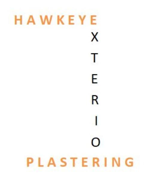 Hawkeye Exterior Plastering